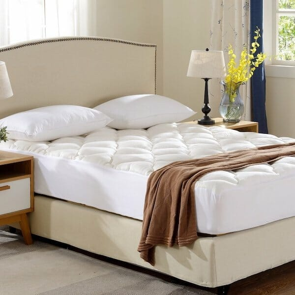 Best bamboo mattress pad