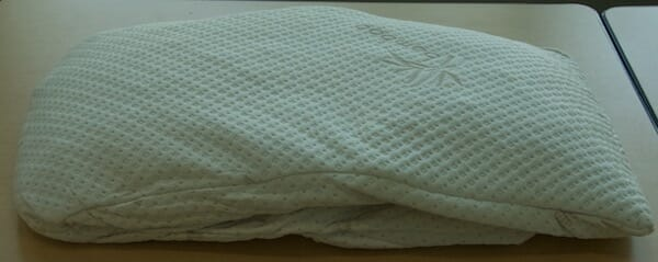 Snuggle-pedic bamboo body pillow review