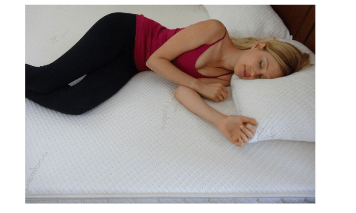 Review of the Bamboo Mattress by Snugglepedic